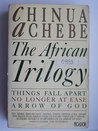 Weekly African Book Review #12, 13 & 14 TRILOGY